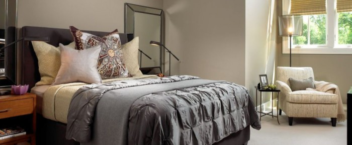 Ensembles for a Warm, Inviting Bedroom